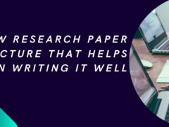 research-paper-structure